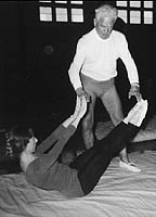 Romana and Joe in the 1950s