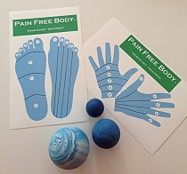 Stimulating the connective tissue layer in your feet can help preserve your foot fat pads
