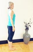 Upright Stance