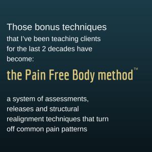 Bonus Techniques