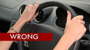 wrong hands driving
