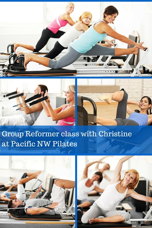 Group Reformer PNW Pilates