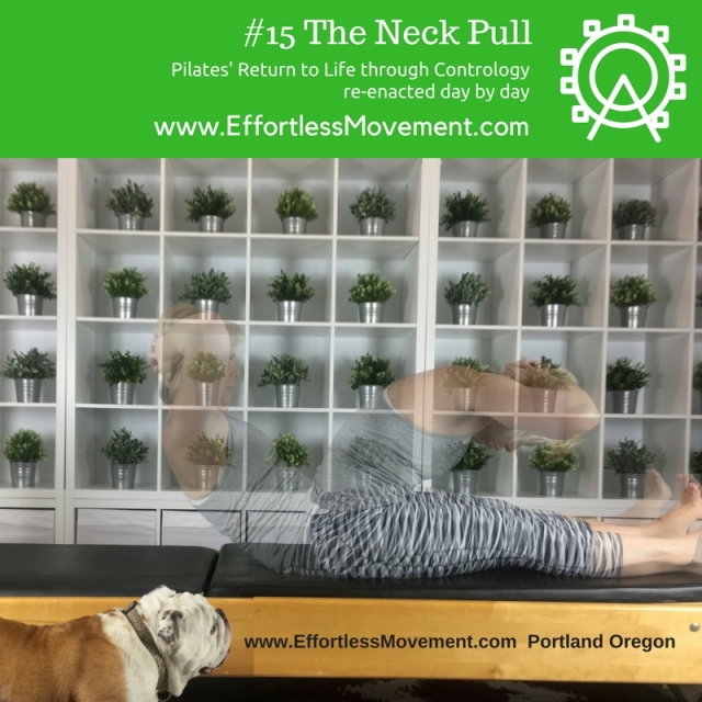 the neck pull